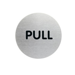DURABLE PICTOGRAM SIGN Pull 65mm
