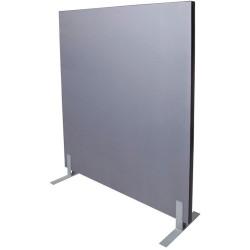 Rapid Free Standing Screen 1500Hx1500Wx50mmD Grey