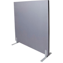 Rapid Free Standing Screen 1800Hx1500Wx50mmD Grey