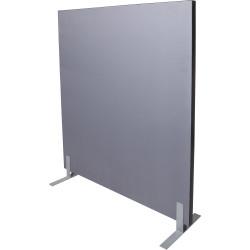 Rapid Free Standing Screen 1500Hx1800Wx50mmD Grey