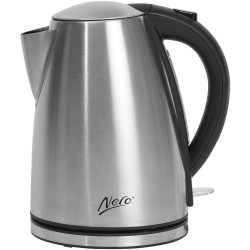 Nero Cordless Kettle 1.7 Litres Stainless Steel
