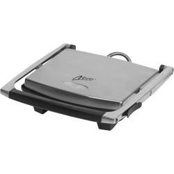 Nero 4 Slice Sandwich Press Stainless Steel