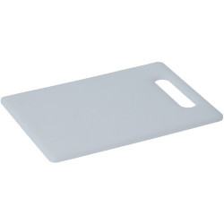 Connoisseur Plastic Chopping Board White