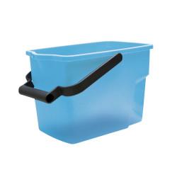 Oates Squeeze Mop Bucket 9 Litres Blue