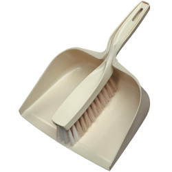 Oates Dustpan And Brush Set Yellow