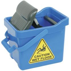 Italplast Mop Bucket 9 Litres Blue