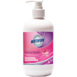 Northfork Liquid Hand Wash Low Scented 500ml