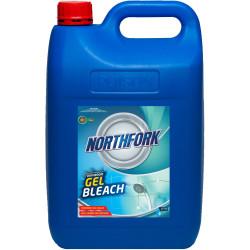 Northfork Bathroom Gel Bleach 5 Litres