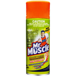 Mr Muscle Oven Cleaner Aerosol 300gm