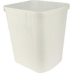 Italplast Tidy Bin 32 Litres White