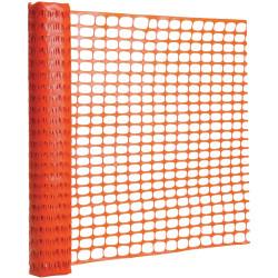 Maxisafe Extruded Barrier Mesh Orange 6kg 1m x 50m