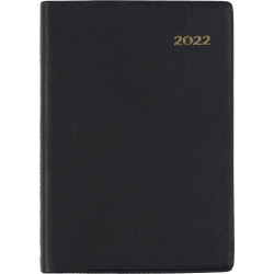 Collins Belmont Pocket Diary Week To View A7 Black