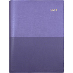 Collins Vanessa Diary Day To A Page A4 Lilac