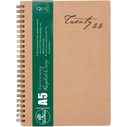 Cumberland Ecowise Diary Week To View A5 Kraft