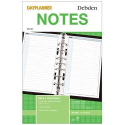 Debden Dayplanner Refill Notes 216X140Mm