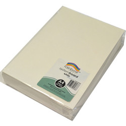 Rainbow System Board A4 200gsm White Pack of 200