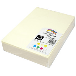 Rainbow System Board A4 200gsm Buff Pack of 200