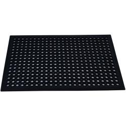 SAFEWALK RUBBER MAT 600 x 900mm Black