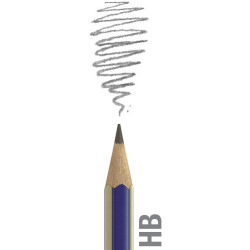Faber-Castell Goldfaber Pencils HB Pack of 12