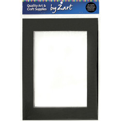 ZART MOUNTS DOUBLE-SIDED A3 Pack of 10