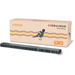 Bibbulmun Staples 26/6 Standard Pack of 5000