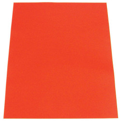 Colourful Days Colourboard A4 160gsm Scarlet Red Pack Of 100