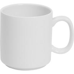 Connoisseur A-La-Carte Stackable Mug White 300ml Set of 6