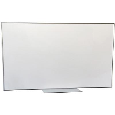 Quartet Penrite Premium Whiteboard 1800x900mm White/Silver BONUS Markers