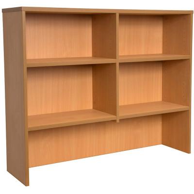 Rapid Span Desk Hutch 1070Hx1200Wx315mmD All Beech