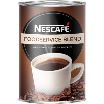 Nescafe Foodservice Blend Instant Coffee 1Kg