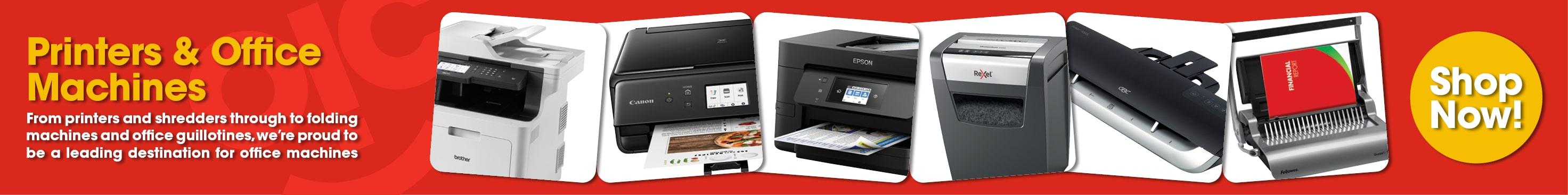 Printers & Office Machines